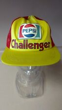Vintage Pepsi-Cola Snapback Trucker Mesh Hat Estate USA