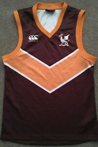 ? MYSTERY ? Football Club Guernsey Dragon Medium Jumper AFL VFL SANFL WAFL