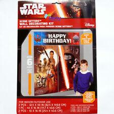 Star Wars Irregular Party Scene Setters
