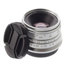 25mm F/1.8 Manual Focus Fixed Lens for Olympus Micro Four Third M4/3 E-PL8 PEN-F