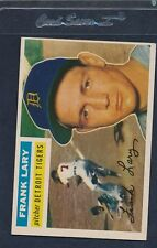1956 Topps #191 Frank Lary Tigers EX 56T191-91215-2