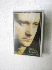 PHIL COLLINS  BUT SERIOUSLY  CLAMSHELL   RARE orig CASSETTE TAPE INDIA indian