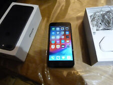Apple iPhone 7 Plus - 32GB - Black  Boxed & Unlocked - Sim Free - Any Network