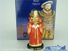 BRITAINS FIGURES ANNE OF CLEVES 1:32 SCALE 40245 HENRY VIII & HIS SIX WIVES K8