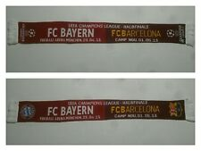 S974 SCHAL FC BAYERN MÜNCHEN FC BARCELONA 2012/13 Bundesliga Fußball Ultras DFB