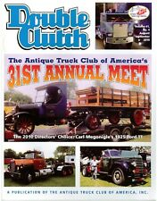 90 years of HAYES Trucks, ATCA Macungie Truck Show Photos Mack, Double Clutch