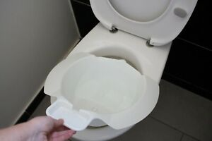 Bidet Bideteinsatz Einsatz für die Toilette