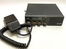 Cobra 18 Ultra 40 Channel CB Radio W/ Weatherband CB Radio And Microphone Tested