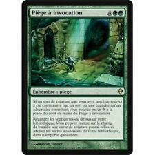 Piège à invocation - Summoning trap - Magic mtg -