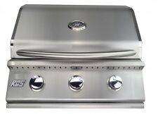 "RCS PREMIER SERIES 26"" STAINLESS STEEL GRILL DROP IN / BUILT RJC26a LP"