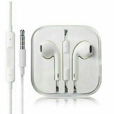 New Wired Headset Headphones for iPhone 6 6s 5 Earphones Earbuds 3.5mm Jack Gift
