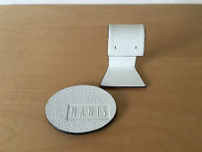 Used in shop Supports NANIS Italian Jewels - White Leatherette Synthetic leather