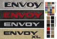 Lloyd Mats GMC Envoy & Envoy XL Custom Velourtex Front Floor Mats (1998-2009)