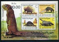 Somalia MiNr. Block 16 postfrisch MNH Wildtiere (W2053