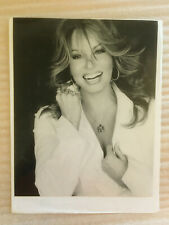 Raquel Welch original vintage headshot photo with credits