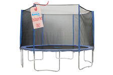 Trampoline Enclosure Upper Bounce 10 FT Safety Net Fits Using 6 Straight Poles