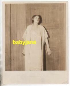 KATHARINE CORNELL ORIGINAL 8X10 PHOTO BY NICHOLAS HAZ 1927 BROADWAY THE LETTER