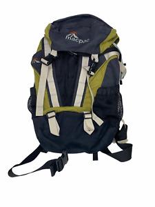 MacPac Daypack Lightweight Nylon Camping Hiking Backpack