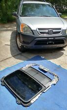 complete sunroof assembly for honda cr-v ex  fits: 2002, 2003,