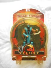 """Mortal KOMBAT MIDWAY Palisades SUB-ZERO 6"""" Action Figure in scatola completo"""