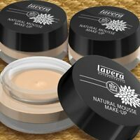 Lavera Trend Natural Mousse Make-up 01 Ivory 15g Naturkosmetik Creme Foundation