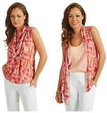 🍃💕 GUESS BY MARCIANO EASTERN IKAT-PRINT COVER-UP 2 SHIRTS IN ONE 💕🍃