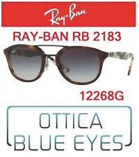 Occhiali da Sole RAYBAN RB2183 12268G Sunglasses Ray Ban Sonnenbrillen NEW STYLE