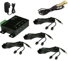 Panel Mount Remote Control Extender Kit-for 8 devices