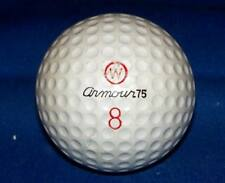 Vintage Worthington Tommy Armour 75 Signature Golf Ball
