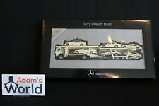 Herpa Mercedes-Benz Taxi Transporter set 1:87 Taxi, live on tour! (JMR)