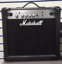 Marshall MG15CF - Guitar Amp Combo - 15 Watt - Carbon Fibre Finish