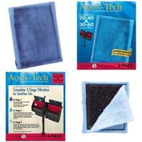 Aqua-Tech Ez-Change Aquarium Filter Cartridge 20-40/30-60 Power Filters 6-Pack