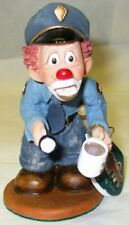 Slapstix Collectibles 1997 Retired Career Sports Clowns Police