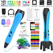 3D pen stereoskopisch Drucker 3d Stift mit LED Bildschirm Version 2019 - PLA ABS