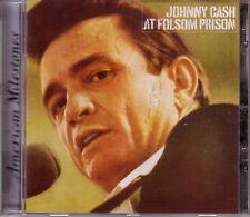 CD (NEU!) . JOHNNY CASH at Folsom Prison (dig.rem. Jackson Long Black Veil mkmbh
