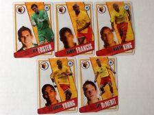 TOPPS PREMIER LEAGUE 2006/07 I-CARDS. FULL SET OF ALL 5 WATFORD