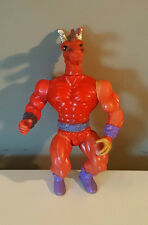 Red Dragon - Galaxy Warriors Heroes Sungold TURLY GANG Action Figure - RARE