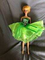 Beautiful Vintage Blonde Bubblecut Barbie!!