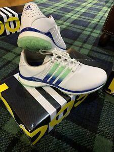 Adidas Tour 360 XT-SL2 Blue-Green-White Size 13