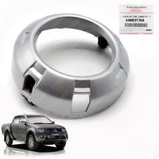 Fog Lamp Light Cover Trim Genuine Silver Fits Mitsubishi L200 Triton 2006 - 2009