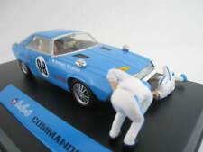 1:43 Altaya Michel Vaillant Vaillante F1-1982 Turbo blau weiß blue white #3