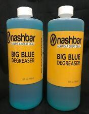 NASHBAR DEGREASER,2 Bottles,32-ounce each bottle, Plus FREE SHIPPING