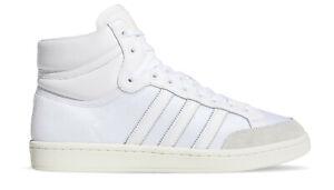 Scarpe Sneakers Uomo ADIDAS ORIGINALS AMERICANA HI Bianche Mis EU 48