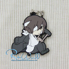 Bungo Stray Dogs Dazai Osamu Pendant Key Buckle Key Ring Gift