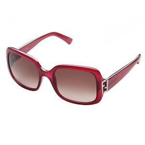 Fendi Sonnenbrille FS5234_615 Damen Lila Rot Grau Sunglasses Women NEU & OVP
