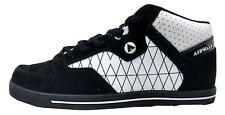 Airwalk Monster High Mens Skate Shoes Size 9.5 Black/White - NEW