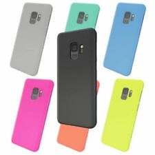 Samsung Galaxy S9 Case Phone Cover by NALIA, TPU Neon Silicone Back Protector