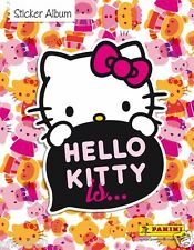 """HELLO KITTY """"IS"""" STICKER COLLECTION 50 PACKETS OF STICKERS BRAND NEW SEALED"""