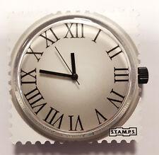 """S.T.A.M.P.S. - Uhr """"Clock"""""""