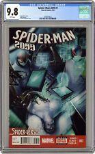 Spider-Man 2099 #7 CGC 9.8 2015 2080359022